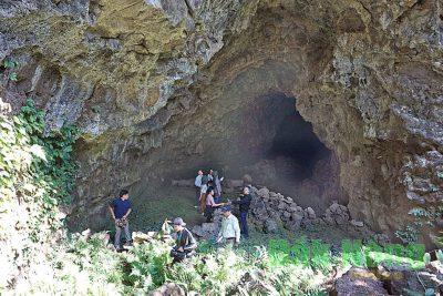 Những phát hiện mới tại Công viên địa chất núi lửa Krông Nô