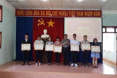 Vinh dự nhận bằng khen của Chủ tịch UBND tỉnh Đăk Nông