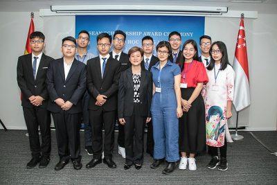 Học bổng Singapore dành cho học sinh THCS và THPT