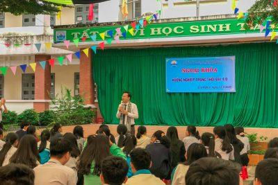 Hướng nghiệp trong thời đại 4.0 – Tiến Sỹ Đào Lê Hòa An