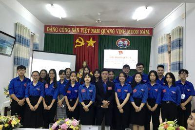 Đại hội Đại biểu Đoàn TNCS Hồ Chí Minh trường THPT chuyên Nguyễn Chí Thanh lần thứ VIII, nhiệm kỳ 2020-2021